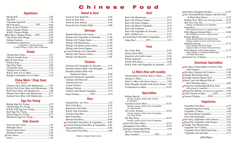 Beijing Menu Dec 201_2